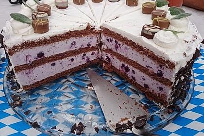Waldheidelbeer-Torte 3