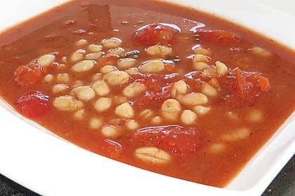 Bohneneintopf nach marokkanischer Art 1