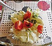 Vinaigrette für Eisbergsalat (Bild)