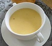 Einfache Spargelcremesuppe nur aus Resten (Bild)