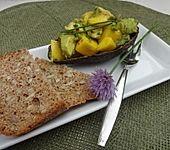 Mango-Avocado-Salat (Bild)