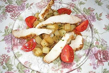 Frischer, frecher Spargelsalat 2