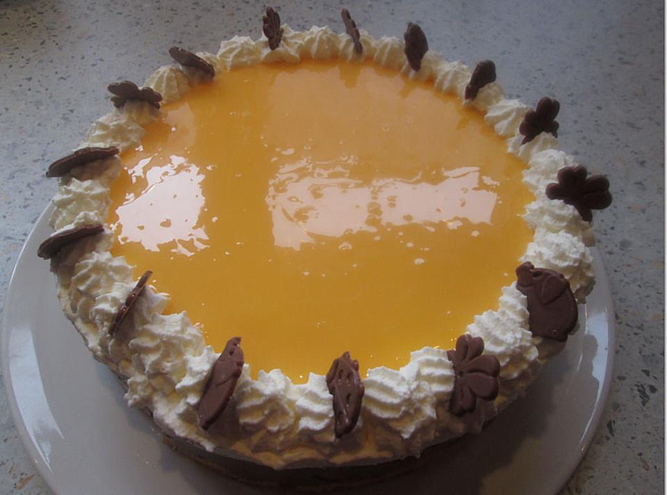 Birnen Schoko Torte Von Wolke4 Chefkoch De