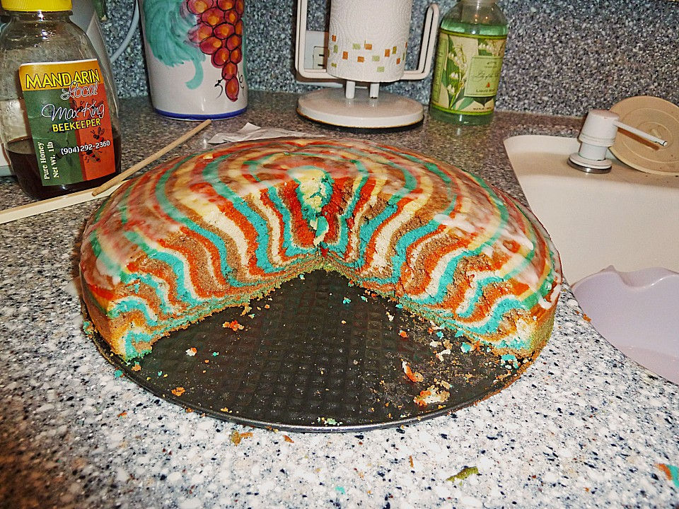 Regenbogenkuchen Von Haidelin Chefkoch De