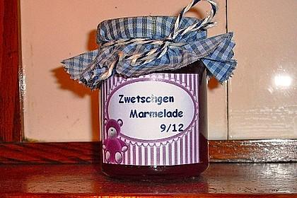 Zwetschgen-Marmelade mit Pfiff 1
