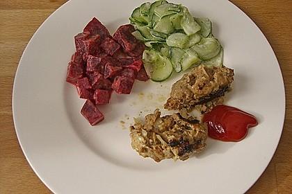 Rote Bete Salat nach Muttern