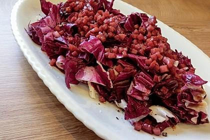 Radicchio-Speck Salat 5