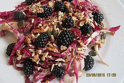 Radicchio-Speck Salat 2