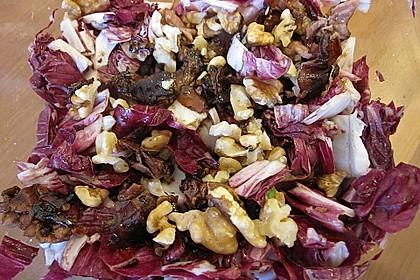 Radicchio-Speck Salat 4