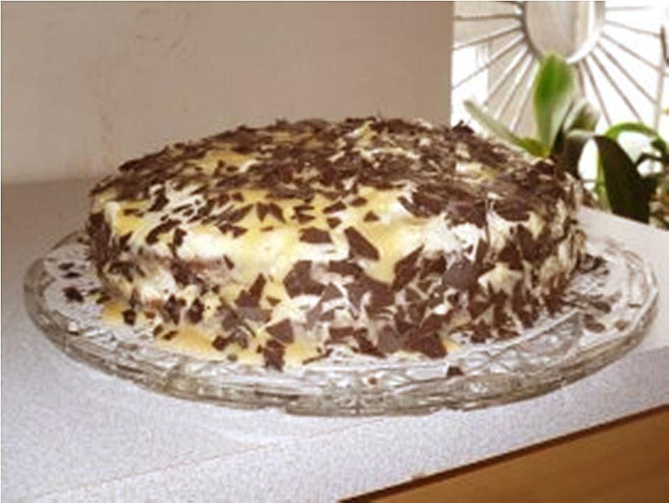 Bananen Karamell Kuchen Von Lisa180511 Chefkoch De