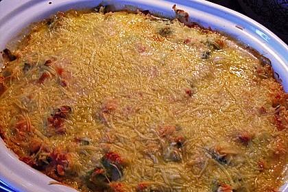 Brokkoli-Kartoffel-Käse Auflauf 2