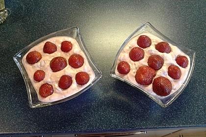 Mein Erdbeerquark 5