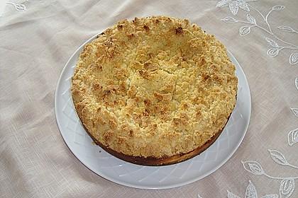 Käsekuchen mit Streuseln à la Mama (Bild)