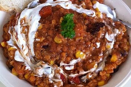 Veganes, basisches Chili 9