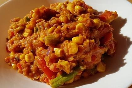 Veganes, basisches Chili 8