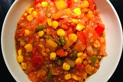 Veganes, basisches Chili 23