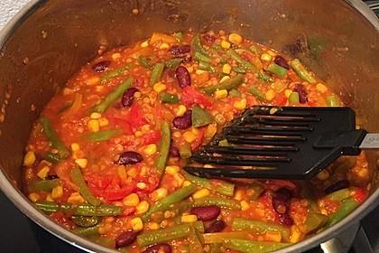 Veganes, basisches Chili 16