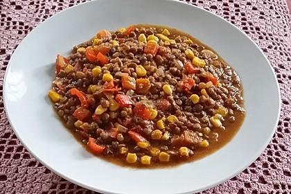 Veganes, basisches Chili 28