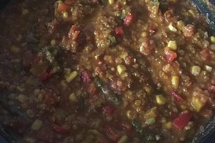 Veganes, basisches Chili 30