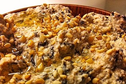 Algen-Räuchertofu-Brotaufstrich 1