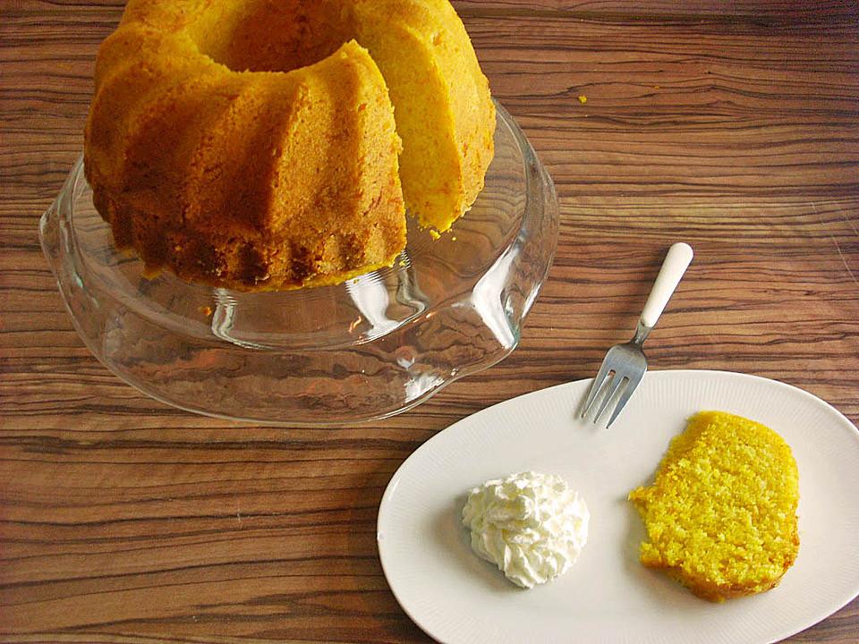 Schneller Kurbis Kokos Kuchen Von Badegast1 Chefkoch De