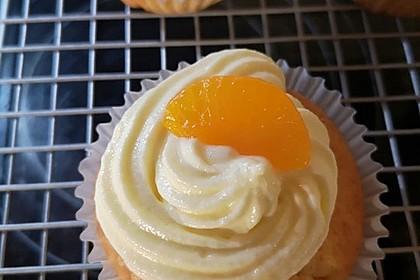 Mandarinen-Cupcakes 16