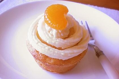 Mandarinen-Cupcakes 20
