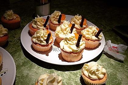 Mandarinen-Cupcakes 13