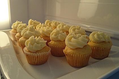 Mandarinen-Cupcakes 12