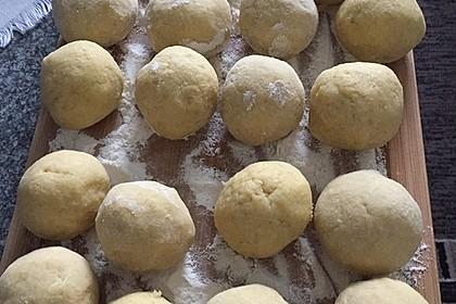 Kartoffelknödel halb und halb nach Uromas Art 4