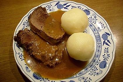 Kartoffelknödel halb und halb nach Uromas Art 2