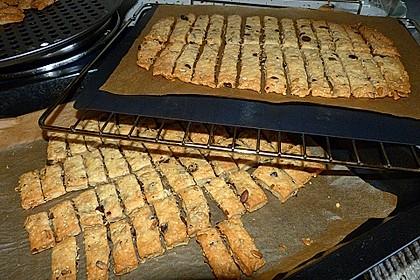 Brotstangen mit Körnern (Bild)