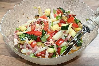 Italienischer Spargelsalat 4