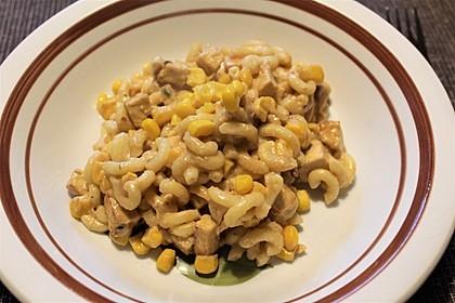Erdnussbutterspaghetti (Bild)