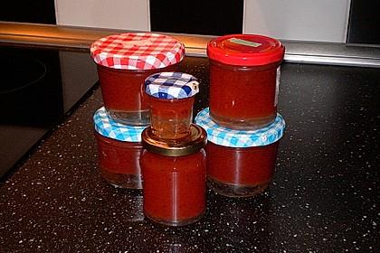 Kirsch-Kokos Marmelade 1