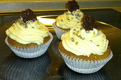 Bailey´s -Mandel Cupcakes 10