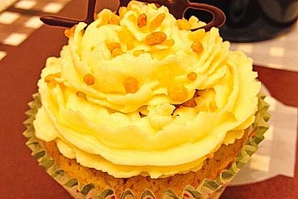 Bailey´s -Mandel Cupcakes 5