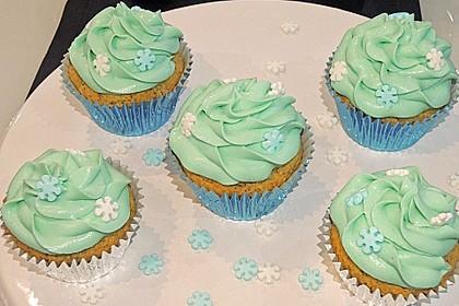 Bailey´s -Mandel Cupcakes
