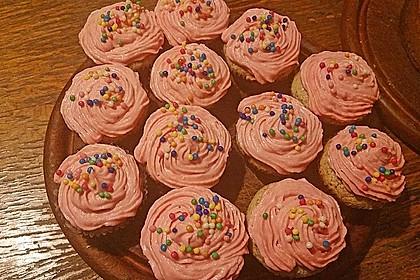 Bailey´s -Mandel Cupcakes 11