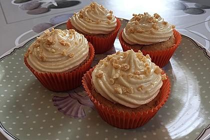 Bailey´s -Mandel Cupcakes 6