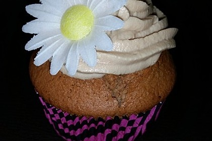 Bailey´s -Mandel Cupcakes 7