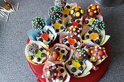 Cake-Pops mit Nutella-Frosting 11