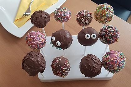 Cake-Pops mit Nutella-Frosting 21