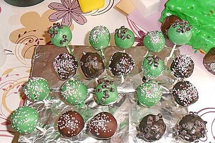 Cake-Pops mit Nutella-Frosting 18