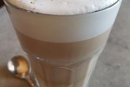 Latte macchiato, ultraschnell 7