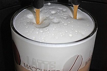 Latte macchiato, ultraschnell 10