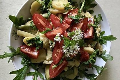 Hähnchenfilet mit Kartoffel-Bohnen-Salat 2