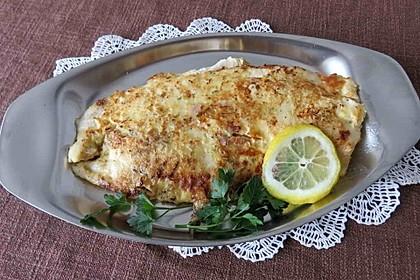 Macha - gebratenes Fischfilet 1