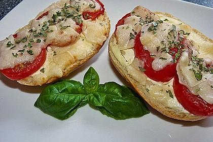 Drakois 'Frühstücks-Pizza' 2