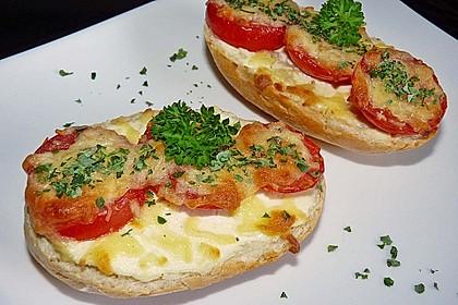 Drakois 'Frühstücks-Pizza' 1